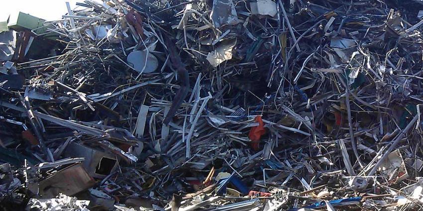 CBS: Via recycling 9 procent van materialen weer in economie