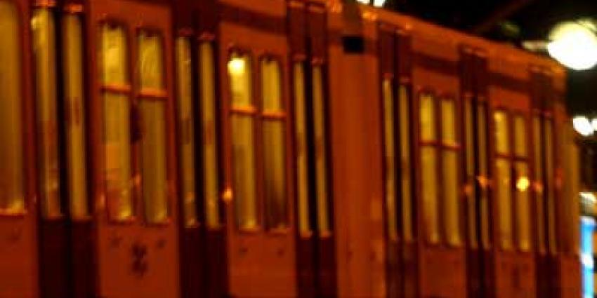 Metropassagier met vuurwapen aangehouden