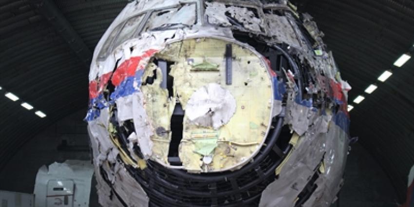 Rusland geeft informatie over neerhalen MH17