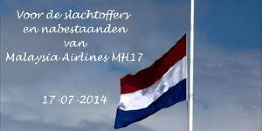 Strenge veiligheidsmaatregelen bij herdenking 298 slachtoffers MH17