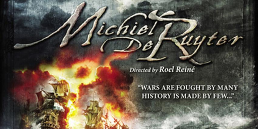 Foto van affiche van 'Michiel de Ruyter'   Distributeur A-film