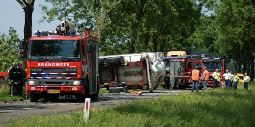 Foto van ongeval N362 | Dennie Gaasendam | www.denniegaasendam.nl