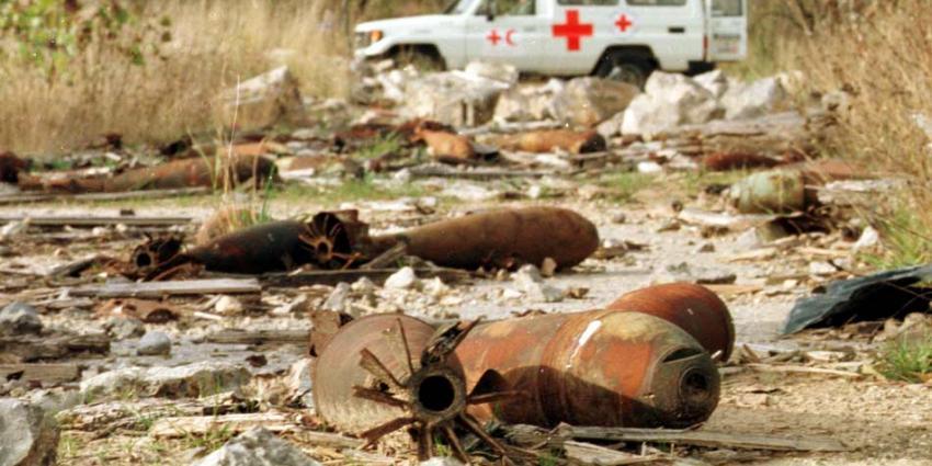 Raqqa, Syrië: tientallen gewonden door landmijnen in kliniek AzG