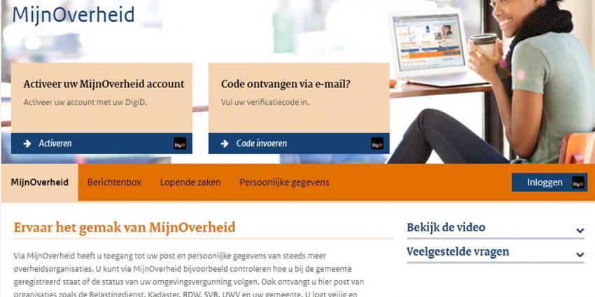 Toegang verkregen tot MijnOverheid door phishing