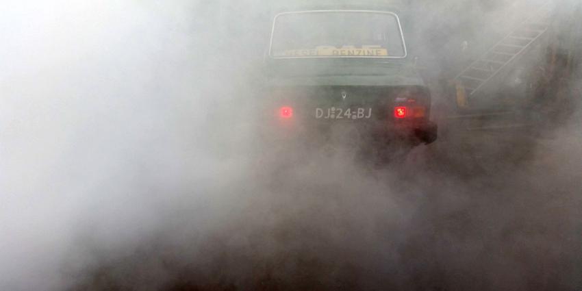 Verkeer stoot nu al 20% minder roet uit in Rotterdamse milieuzone