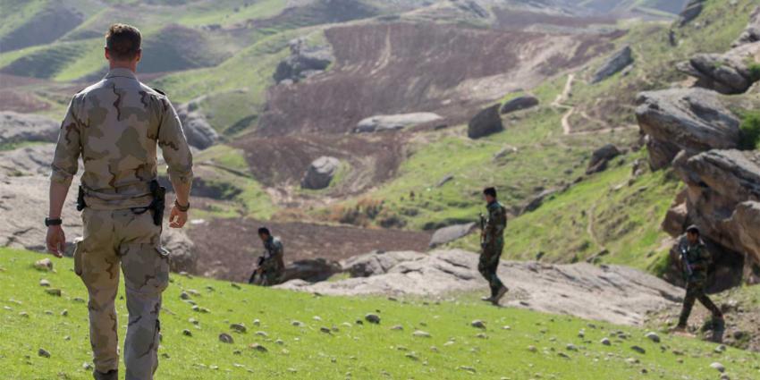 militair-training-irak