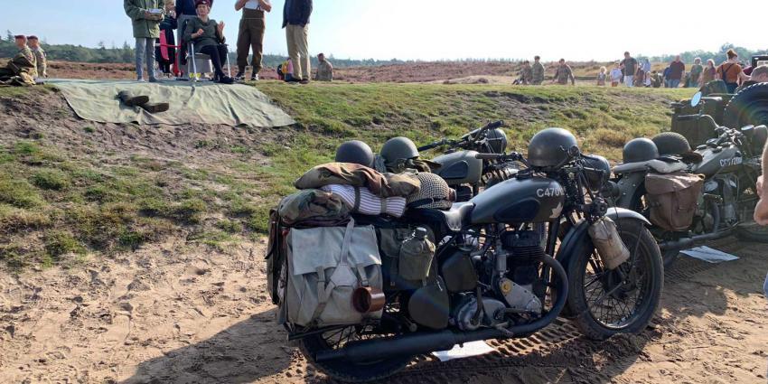 militairen-motor