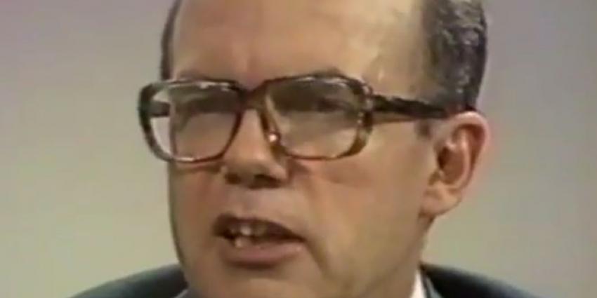 Oud-minister Job de Ruiter overleden