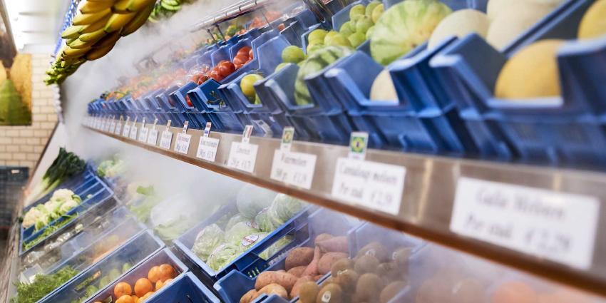 Mist tegen voedselverspilling