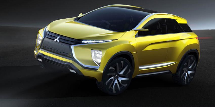 Focus Mitsubishi op avontuurlijke SUV's