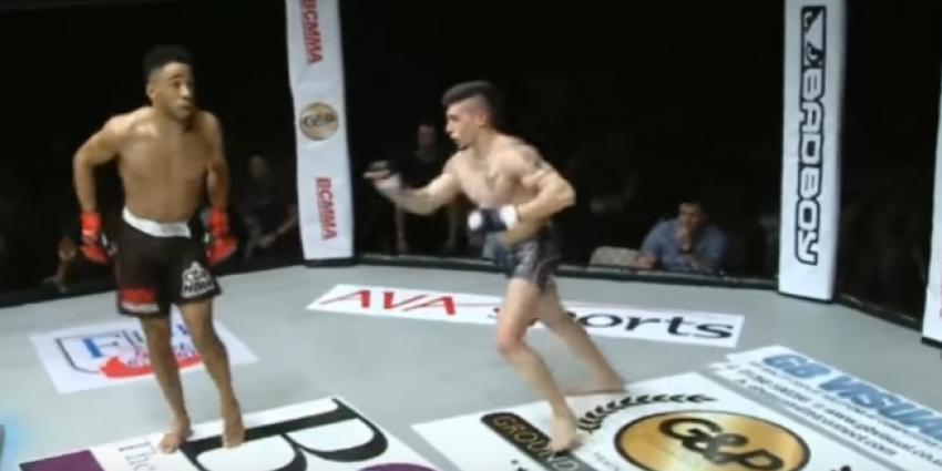 Onderschat nooit je tegenstander in de vechtsport