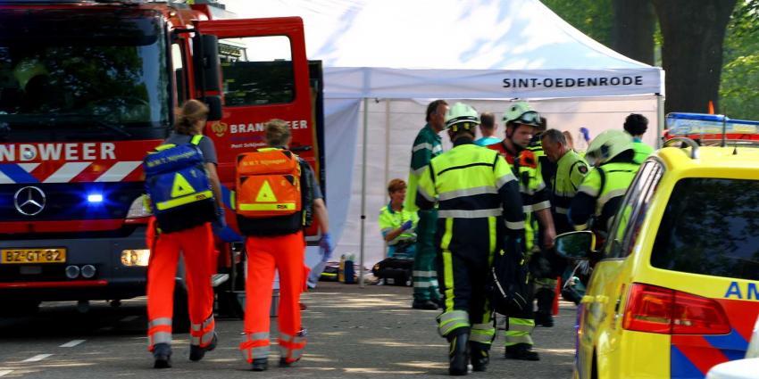 Twee doden bij ernstig ongeluk in Schijndel