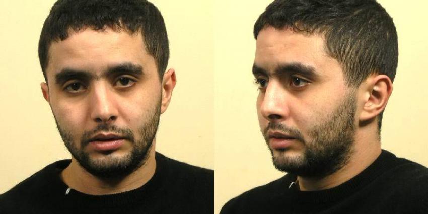 Mouad Ben Salah op de Nationale Opsporingslijst