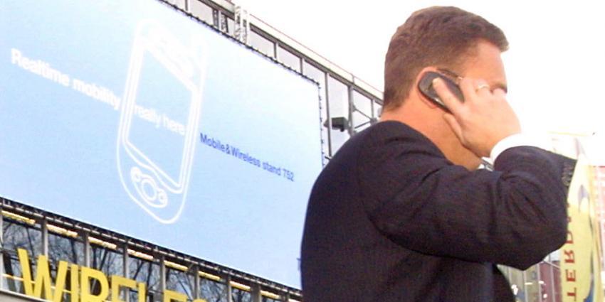 Foto van mobiele telefoon   Archief EHF