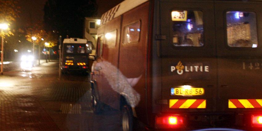 Opnieuw onrustige nacht in Schilderswijk