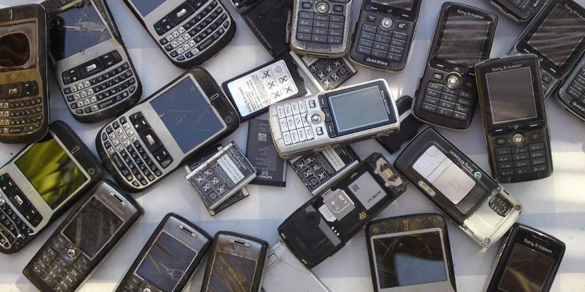 Nederlanders hebben 3 miljoen kapotte smartphones thuis liggen en dat is zonde
