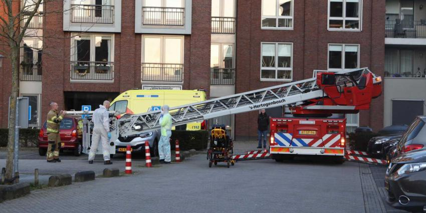 mondkapjes-ambulance