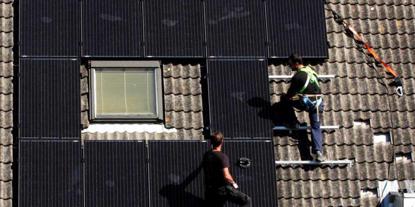 montage-zonnepanelen
