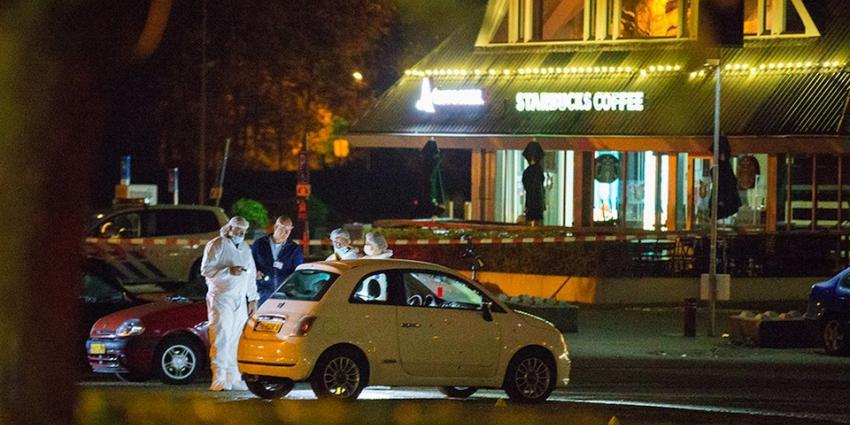 Moord Aziz Anzi (37) op carpoolplaats aan de A12