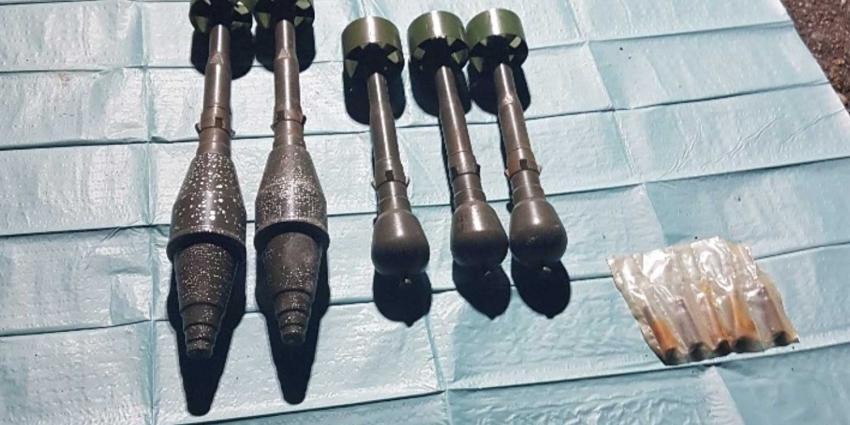 Zware militaire explosieven in boerderij aangetroffen
