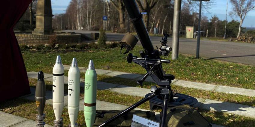 mortier-munitie