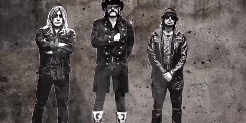 Lemmy van Motörhead overleden