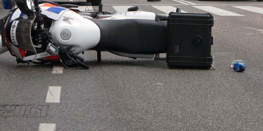 Motorrijder (21) verongelukt op de Hogedijk in Bergambacht