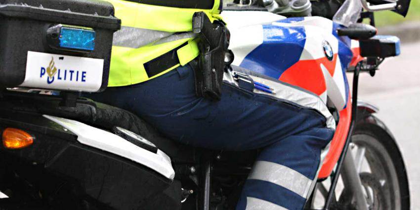 Agent lost waarschuwingsschot bij aanhouding Enschede