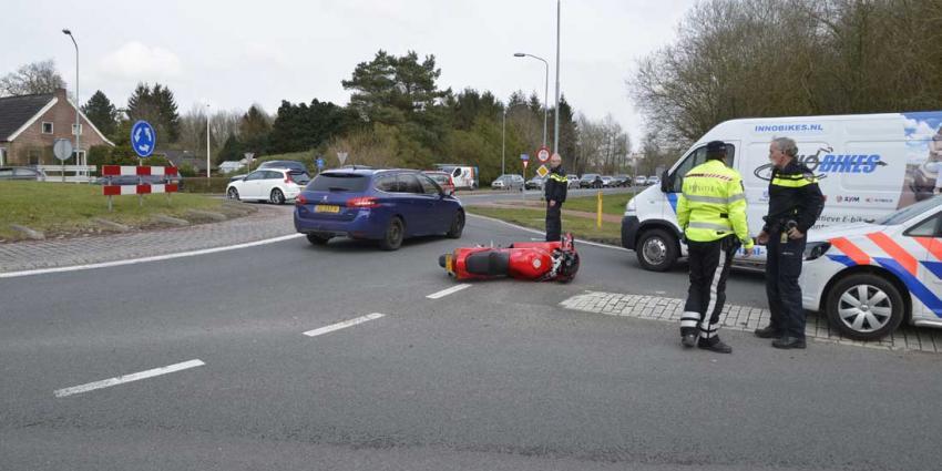 Mooie weer zorgt voor toename ongevallen met motorrijders