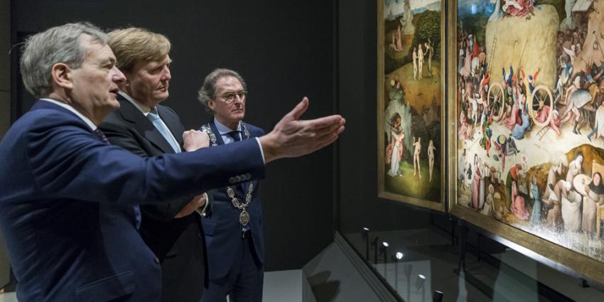 Openingstijden tentoonstelling Jheronimus Bosch vanwege grote belangstelling flink verruimd