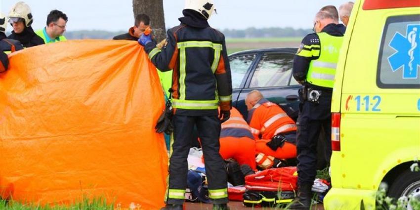 Meerdere gewonden bij ernstig ongeval Musselkanaal