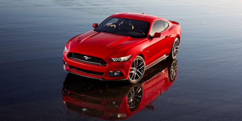 foto van Ford Mustang | Ford