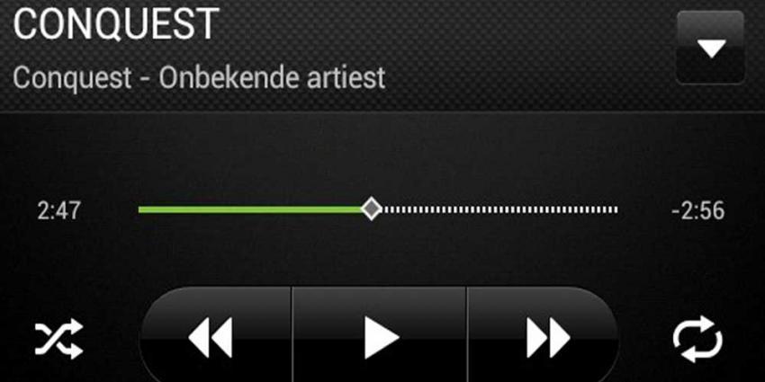 Nederlanders gebruiken muziekdienst Spotify het meest