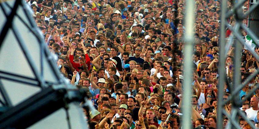 Politie houdt 45 festivalgangers aan Intents Festival Oisterwijk