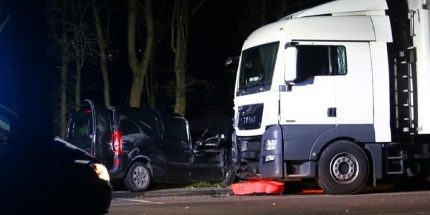Zwaargewonde bij bizar ongeval N34