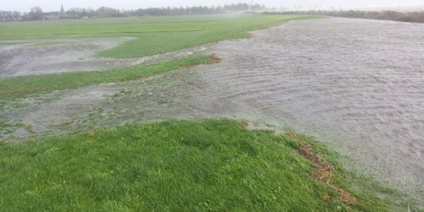 Wetterskip Fryslân, najaarsstorm 2013