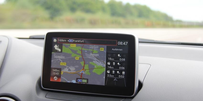 Mogelijke problemen navigatieapparatuur