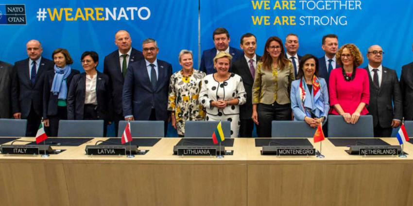 Uitkomst NAVO-top: samen munitie kopen en marine-operaties versterken