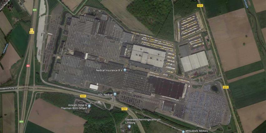 nedcar-luchtfoto