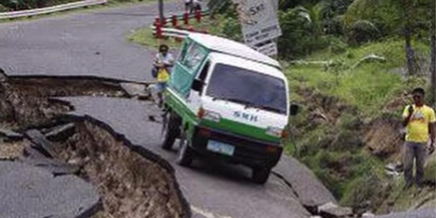 Nepal zaterdag weer getroffen door aardbeving