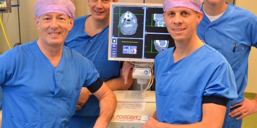 foto van  neusbijholte-operaties   Ziekenhuis