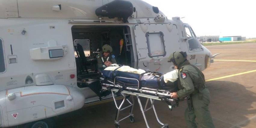 Kustwacht neemt patiëntenvervoer over van Defensie