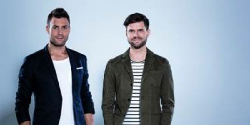 Nick & Simon presenteren nieuw album 'Open' in poptempel Paradiso