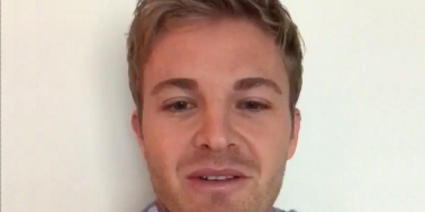 Wereldkampioen Nico Rosberg stopt met F1