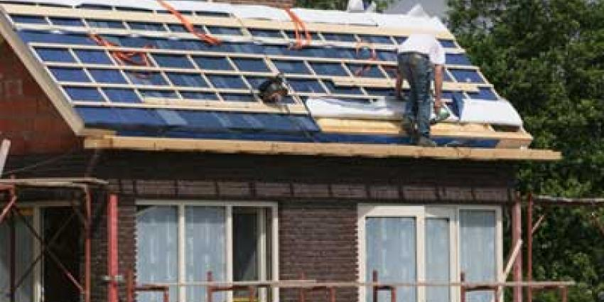Meeste nieuwbouwwoningen in Noord-Holland