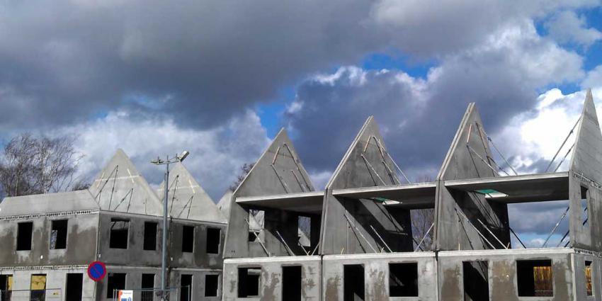 Sterkste omzetstijging bouwsector in meer dan tien jaar