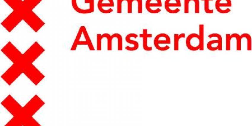 Nieuwe logo gemeente Amsterdam