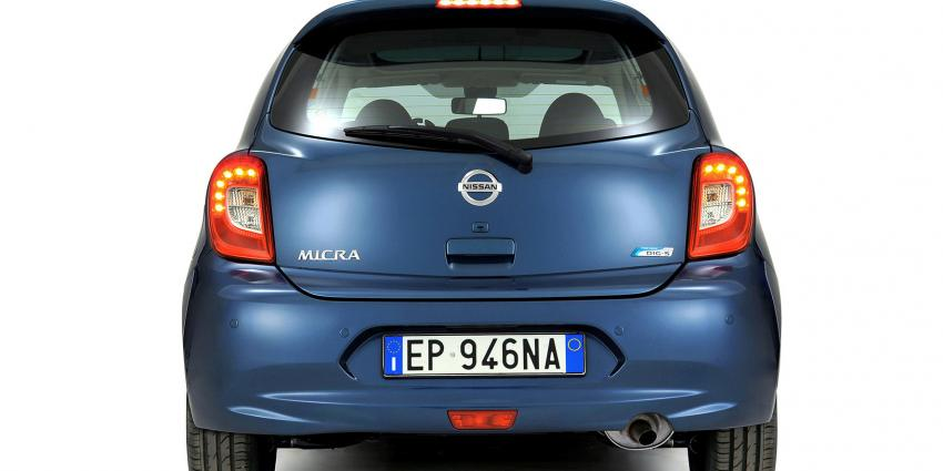 Nieuwe Nissan Micra: nieuw design, meer technologie