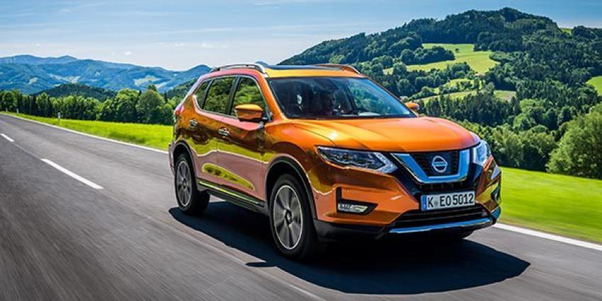 Foto van Nissan X TRAIL