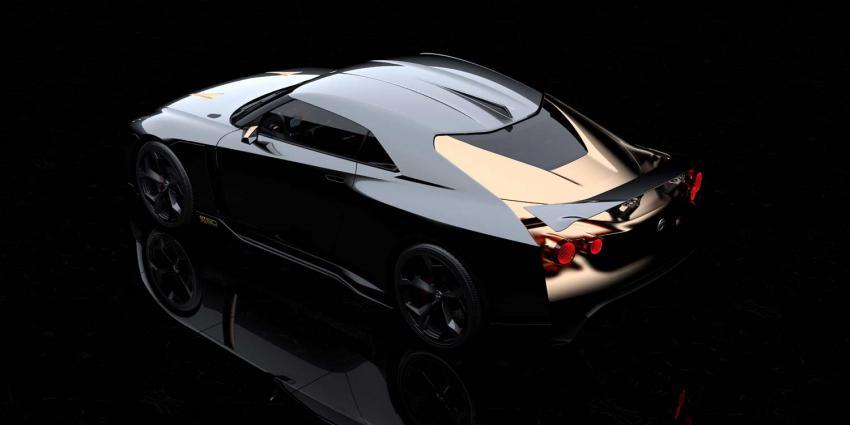Nissan en Italdesign onthullen uniek prototype van de GT‑R